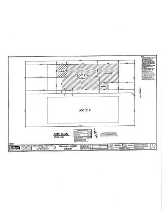 Main Photo: 4501 154 Lot A Street NW in Edmonton: Zone 14 Vacant Lot for sale : MLS®# E4262812