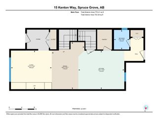 Photo 31: 15 KENTON Way: Spruce Grove House for sale : MLS®# E4255085