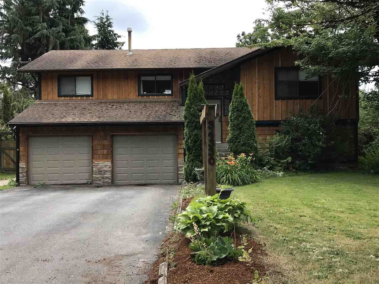 Main Photo: 34330 CATCHPOLE Avenue in Mission: Hatzic House for sale : MLS®# R2386636
