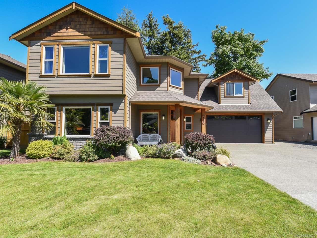 Main Photo: 428 Ensign St in COMOX: CV Comox (Town of) House for sale (Comox Valley)  : MLS®# 839655