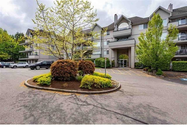 """Main Photo: 411 33708 KING Road in Abbotsford: Poplar Condo for sale in """"COLLEGE PARK"""" : MLS®# R2606080"""