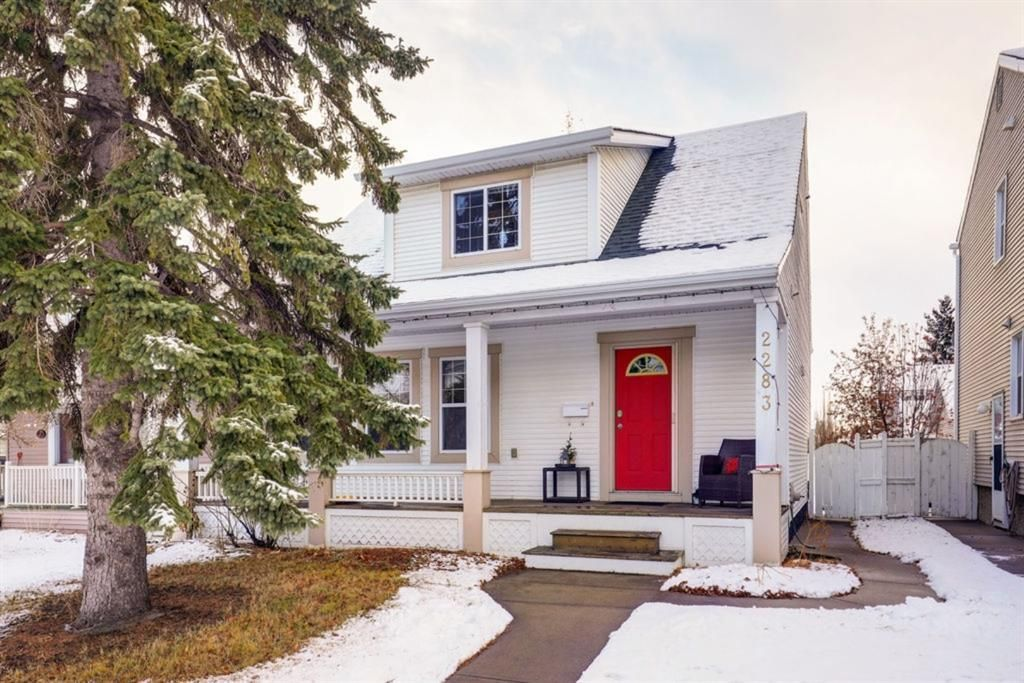 Main Photo:  in Calgary: Garrison Woods Detached for sale : MLS®# A1053329