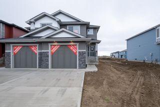 Photo 2: 9317 Pear Link in Edmonton: Zone 53 House Half Duplex for sale : MLS®# E4263220