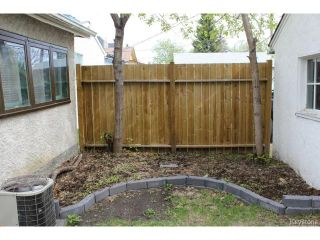Photo 18: 155 Roseberry Street in WINNIPEG: St James Residential for sale (West Winnipeg)  : MLS®# 1512189