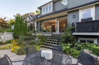 Photo 30: 595 W 18TH AVENUE in Vancouver: Cambie House for sale (Vancouver West)  : MLS®# R2499462