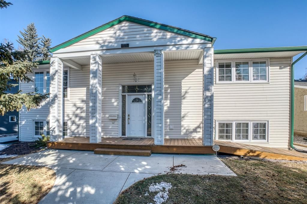 Main Photo: 543 Lake Newell Crescent SE in Calgary: Lake Bonavista Detached for sale : MLS®# A1081450
