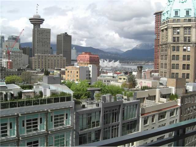 Main Photo: 1501 183 KEEFER Place in Vancouver: Downtown VW Condo for sale (Vancouver West)  : MLS®# V813475