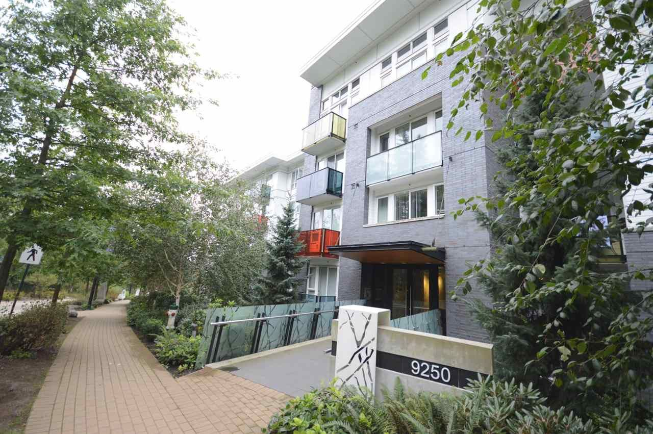 """Main Photo: 203 9250 UNIVERSITY HIGH Street in Burnaby: Simon Fraser Univer. Condo for sale in """"THE NEST"""" (Burnaby North)  : MLS®# R2542464"""