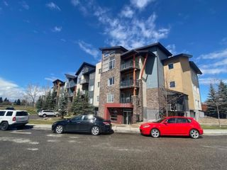 Main Photo: 113 3950 46 Avenue NW in Calgary: Varsity Apartment for sale : MLS®# A1057026