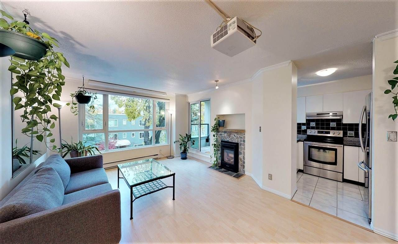 Main Photo: 301 1838 NELSON STREET in : West End VW Condo for sale : MLS®# R2419226