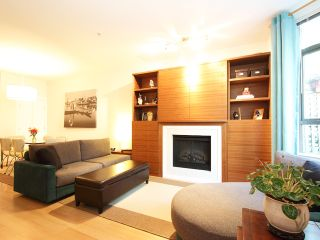 """Photo 10: 854 W 6TH Avenue in Vancouver: Fairview VW Townhouse for sale in """"BOXWOOD GREEN"""" (Vancouver West)  : MLS®# V904480"""