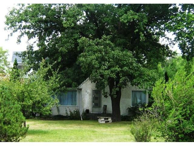 Main Photo: 53 Riverbend Avenue in WINNIPEG: St Vital Residential for sale (South East Winnipeg)  : MLS®# 1116134