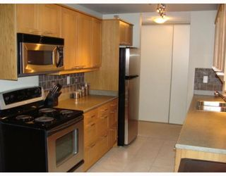 """Photo 1: 212 423 AGNES Street in New_Westminster: Downtown NW Condo for sale in """"RIDGEVIEW"""" (New Westminster)  : MLS®# V750585"""
