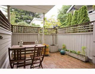 Photo 9: 1965 W 10TH Avenue in Vancouver: Kitsilano Townhouse for sale (Vancouver West)  : MLS®# V773523
