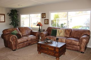 Photo 4: CARLSBAD WEST Manufactured Home for sale : 2 bedrooms : 7255 San Luis #251 in Carlsbad