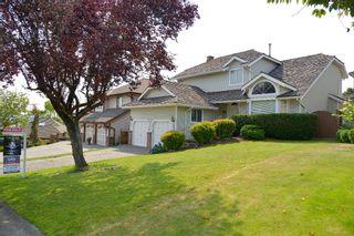 Photo 1: 2344 KENSINGTON CRESCENT: House for sale : MLS®# V1136861