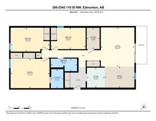 Photo 3: 300 2545 116 Street in Edmonton: Zone 16 Condo for sale : MLS®# E4249356