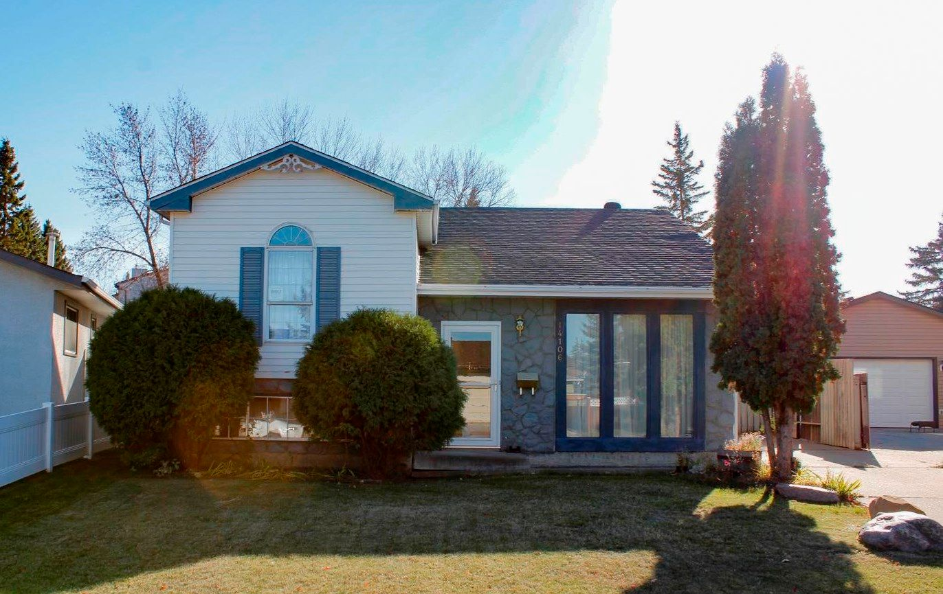 Main Photo: 14106 26 Street in Edmonton: Zone 35 House for sale : MLS®# E4266496