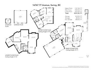 Photo 36: 16767 77 Avenue in Surrey: Fleetwood Tynehead House for sale : MLS®# R2613670