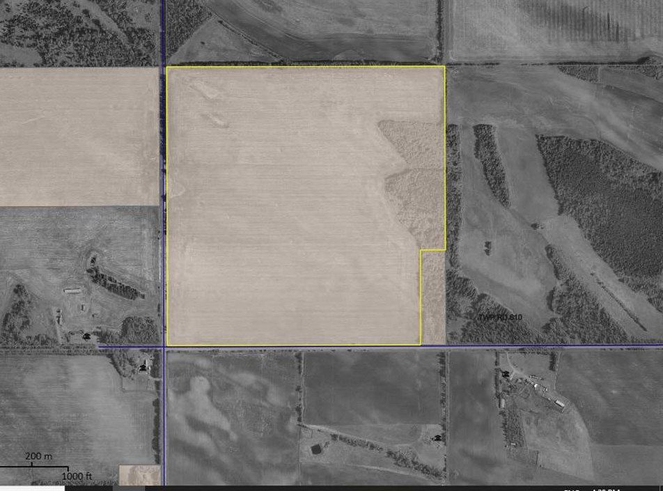 Main Photo: 253 TWP RD 610: Rural Westlock County Rural Land/Vacant Lot for sale : MLS®# E4191859