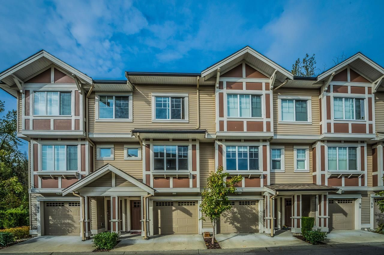 """Main Photo: 96 10151 240 Street in Maple Ridge: Albion Townhouse for sale in """"ALBION STATION"""" : MLS®# R2623393"""