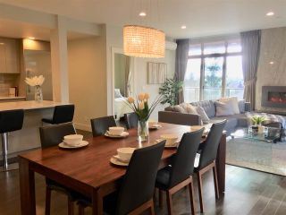 """Photo 2: 406 6333 LARKIN Drive in Vancouver: University VW Condo for sale in """"Legacy"""" (Vancouver West)  : MLS®# R2321245"""