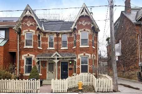 Main Photo: 340 Carlton St, Toronto, Ontario M5A2M1 in Toronto: Semi-Detached for sale (Central TREB Districts)  : MLS®# C2075105