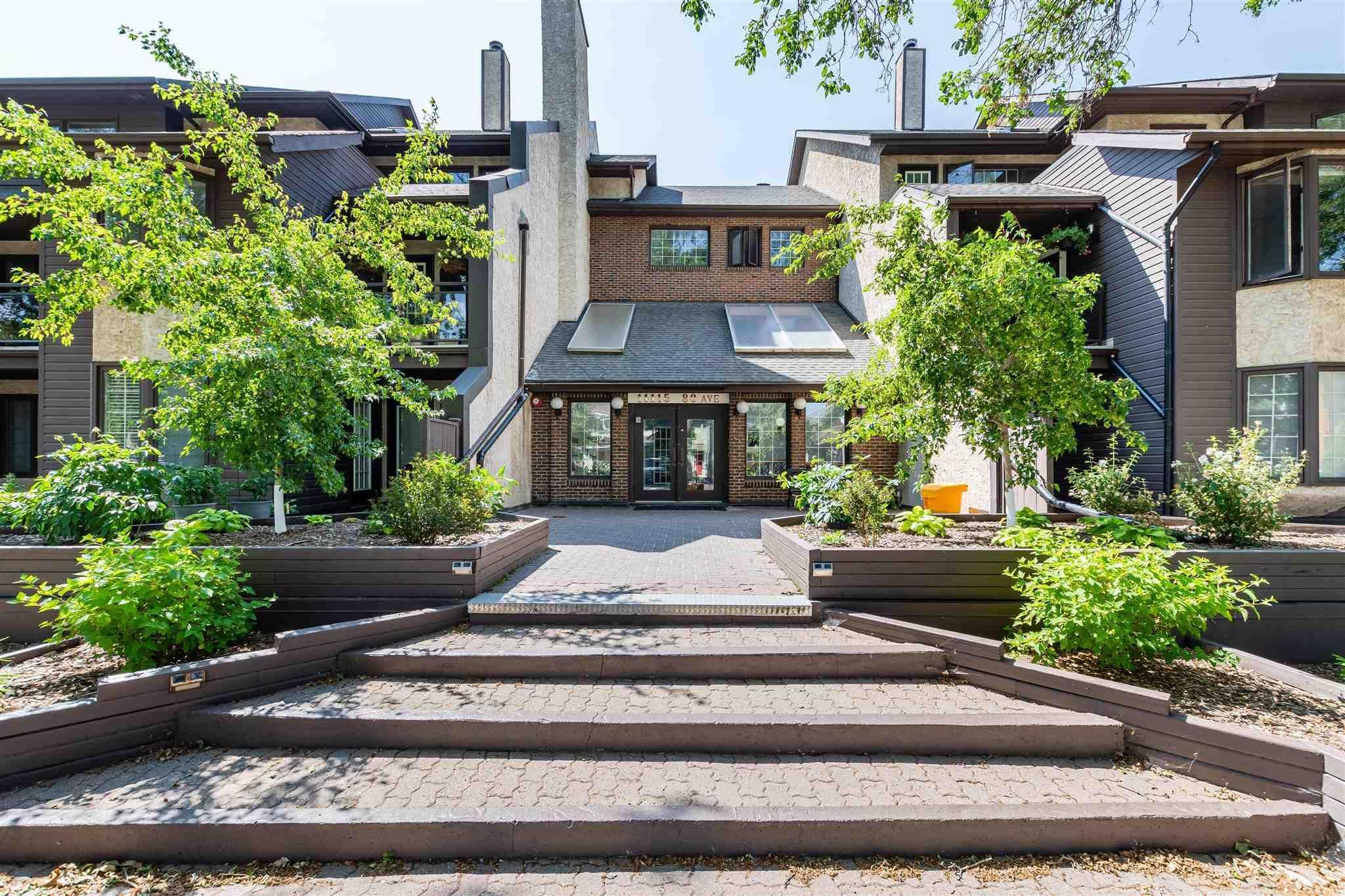 Main Photo: 108 11115 80 Avenue in Edmonton: Zone 15 Condo for sale : MLS®# E4254664