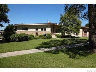 Photo 1: 56 Verbena Street in WINNIPEG: West Kildonan / Garden City Residential for sale (North West Winnipeg)  : MLS®# 1523280