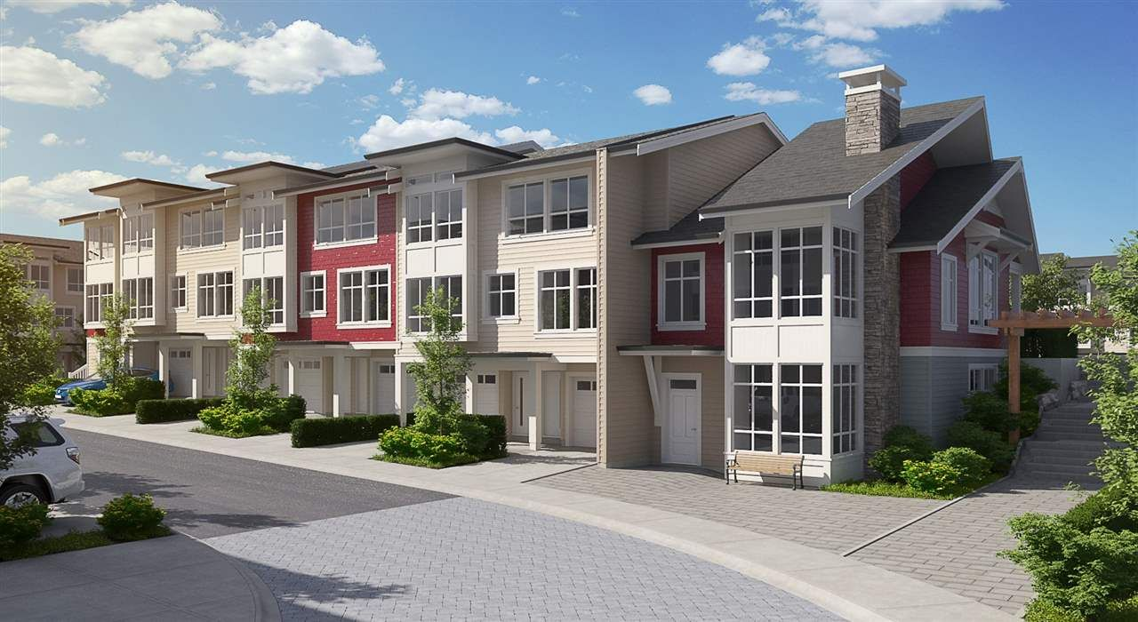 Main Photo: 86 24108 104 Avenue in Maple Ridge: Townhouse for sale