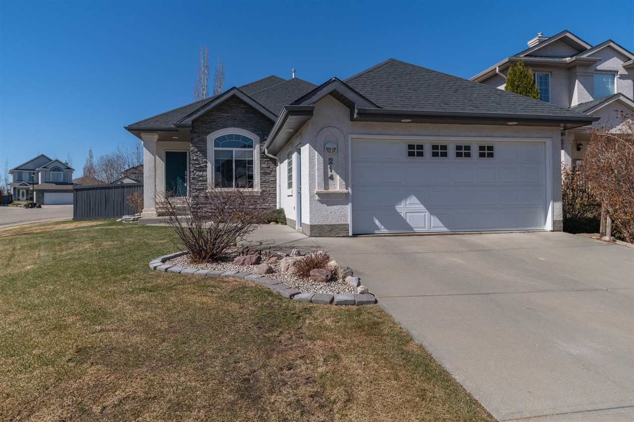 Main Photo: 214 BYRNE Place in Edmonton: Zone 55 House for sale : MLS®# E4239109