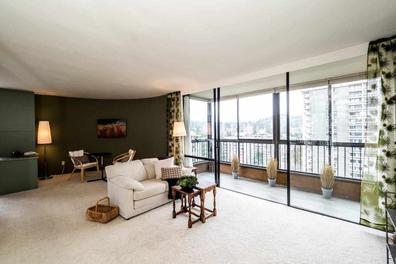 """Photo 4: Photos: 1203 650 16TH Street in West Vancouver: Ambleside Condo for sale in """"Westshore Place"""" : MLS®# R2147302"""