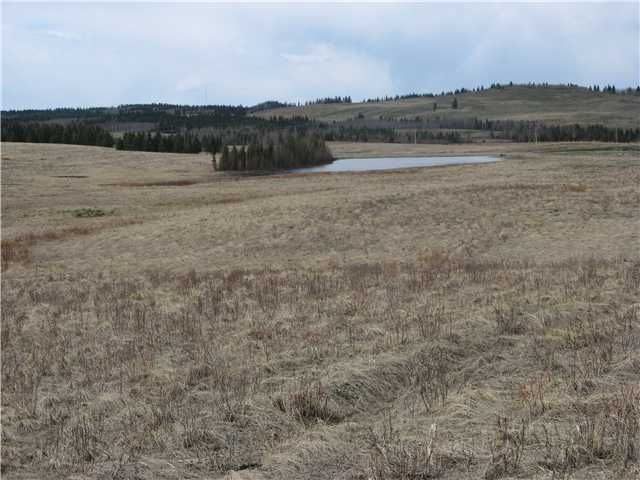 Main Photo: HWY # 1AND HWY # 68. in CALGARY: Rural Bighorn M.D. Rural Land for sale : MLS®# C3615909