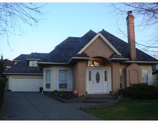 "Main Photo: 3508 CORNWALL Court in Richmond: Terra Nova House for sale in ""TERRA NOVA"" : MLS®# V761933"