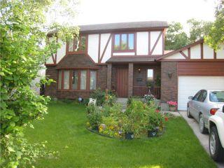 Photo 1: 79 MORNINGSIDE Drive in WINNIPEG: Fort Garry / Whyte Ridge / St Norbert Residential for sale (South Winnipeg)  : MLS®# 1013247