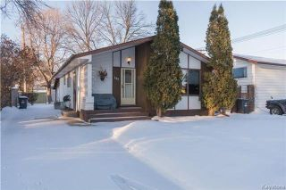 Photo 1: 103 Crofton Bay in Winnipeg: Pulberry Residential for sale (2C)  : MLS®# 1801277