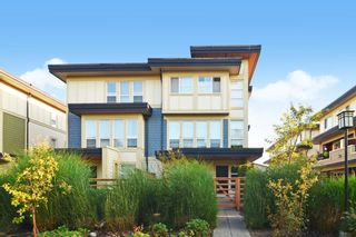 """Main Photo: 72 19477 72A Avenue in Surrey: Clayton Townhouse for sale in """"Sun 72"""" (Cloverdale)  : MLS®# R2613166"""
