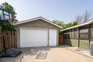 Photo 23: 548 Aberdeen Avenue in Winnipeg: North End Residential for sale (4A)  : MLS®# 202119164