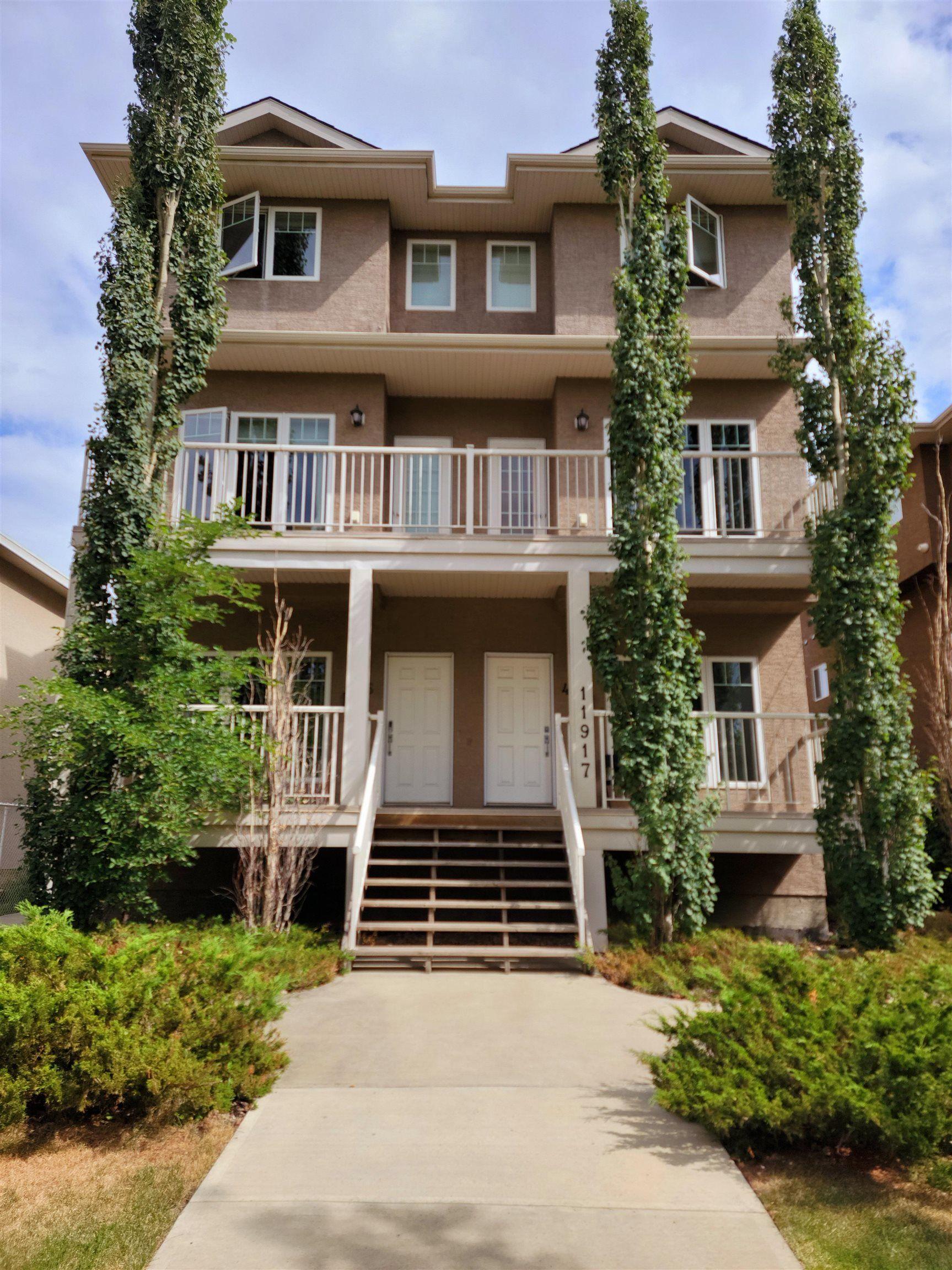 Main Photo: 5 11917 103 Street in Edmonton: Zone 08 Condo for sale : MLS®# E4260116