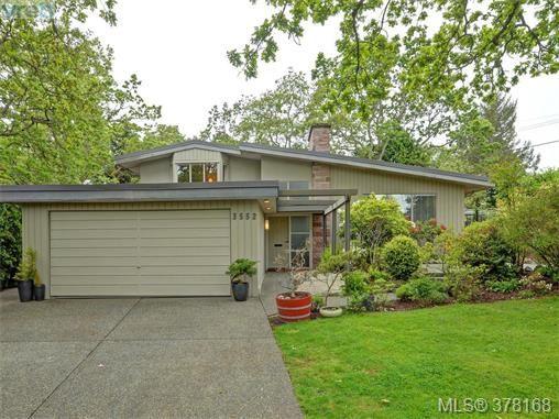 Main Photo: 3552 Kelsey Pl in VICTORIA: OB Henderson House for sale (Oak Bay)  : MLS®# 759345