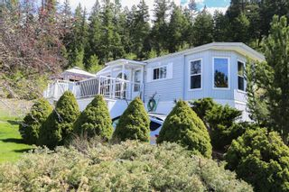 Main Photo: 44 4510 POWER Road in BARRIERE: N.E. Manufactured Home for sale ()  : MLS®# 156324