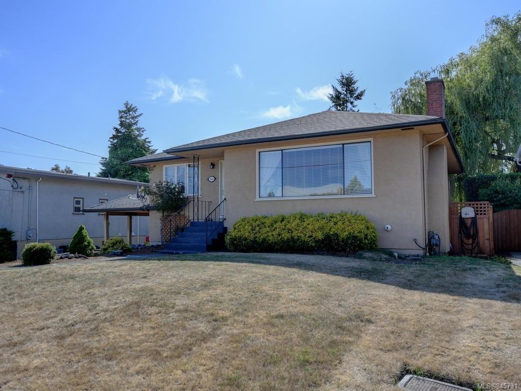 Main Photo: 3160 Aldridge St in : SE Camosun House for sale (Saanich East)  : MLS®# 845731