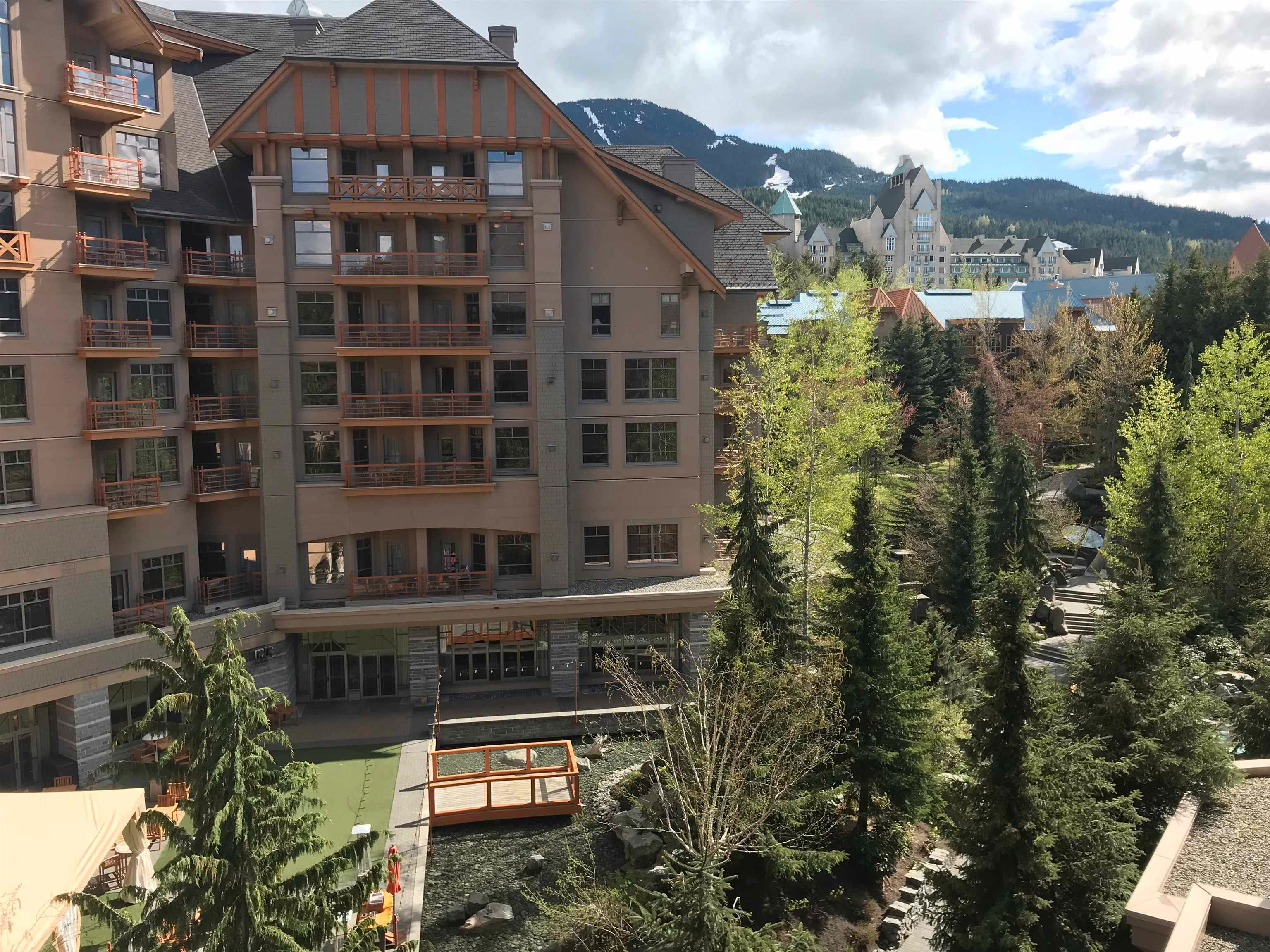 Main Photo: 354 4591 BLACKCOMB Way in Whistler: Benchlands Condo for sale : MLS®# R2620739