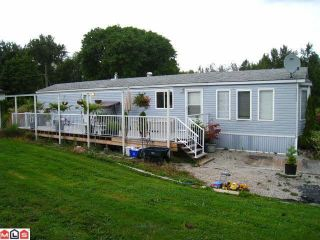 Main Photo: 7483 208 Street in Langley: Willoughby Heights Manufactured Home for sale : MLS®# R2502468