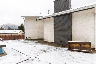 Photo 32: 580 STUART Street in Hope: Hope Center House for sale : MLS®# R2544119