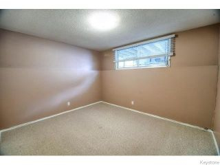 Photo 13: 75 Valley View Drive in WINNIPEG: Westwood / Crestview Residential for sale (West Winnipeg)  : MLS®# 1518931