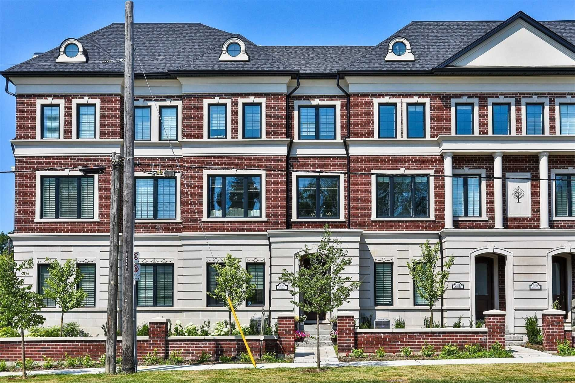 Main Photo: 2636A Bayview Avenue in Toronto: St. Andrew-Windfields House (3-Storey) for sale (Toronto C12)  : MLS®# C5287149