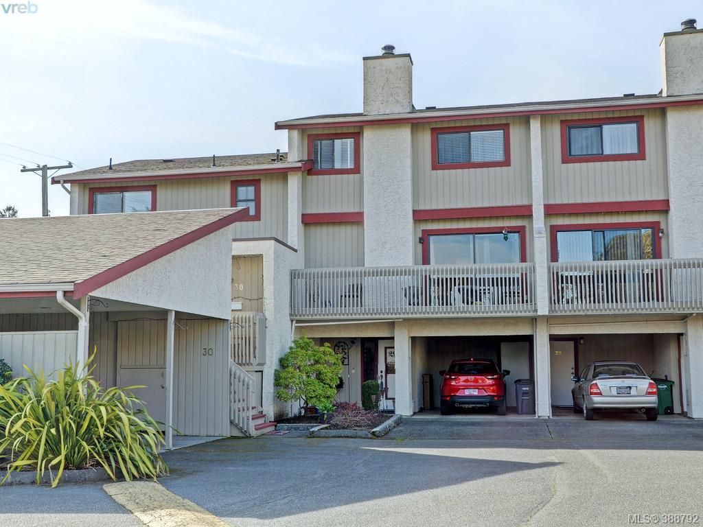 Main Photo: 29 1480 Garnet Rd in VICTORIA: SE Cedar Hill Row/Townhouse for sale (Saanich East)  : MLS®# 781357