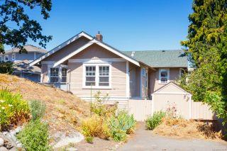 Photo 2: 1512 Pearl St in Victoria: Vi Oaklands Half Duplex for sale : MLS®# 853894