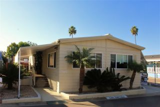Photo 1: CARLSBAD SOUTH Manufactured Home for sale : 2 bedrooms : 7303 San Bartolo in Carlsbad